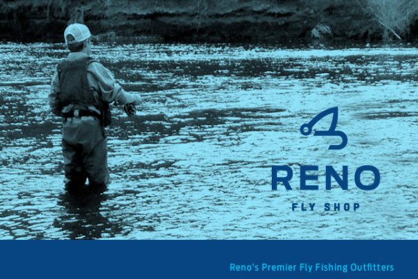 Reno Fly Shop Fishing Report (7/10) - Stay cool!!