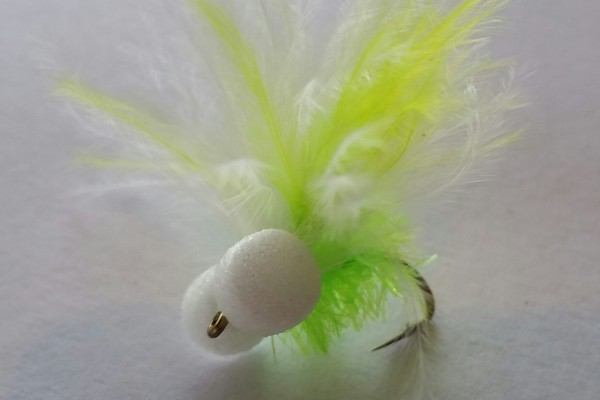 Chartreuse Boobie