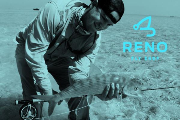 Matt Heron with a Bonefish