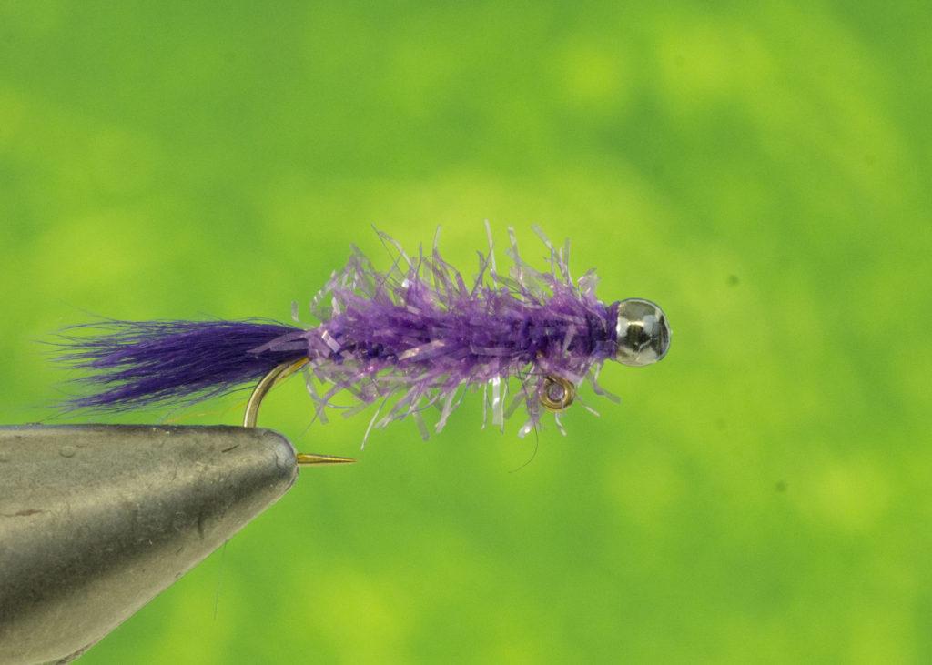 Balanced Micro Leech - Size14 (P.Rowley)