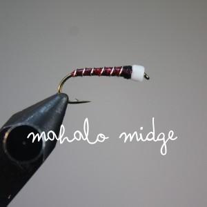 Jan Nemec Holo Midge available at the Reno Fly Shop (mimicflyfishing.com)