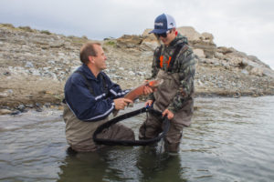 Father/Son Guide Trip with Mike Anderson