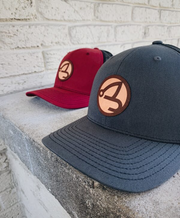RFS Leather Patch Hat